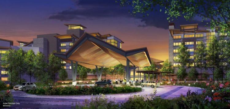 New Resort on Bay Lake Coming to Disney World! 3