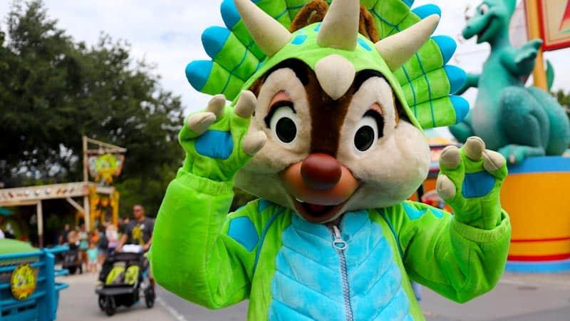 Dino Dance Party Animal Kingdom