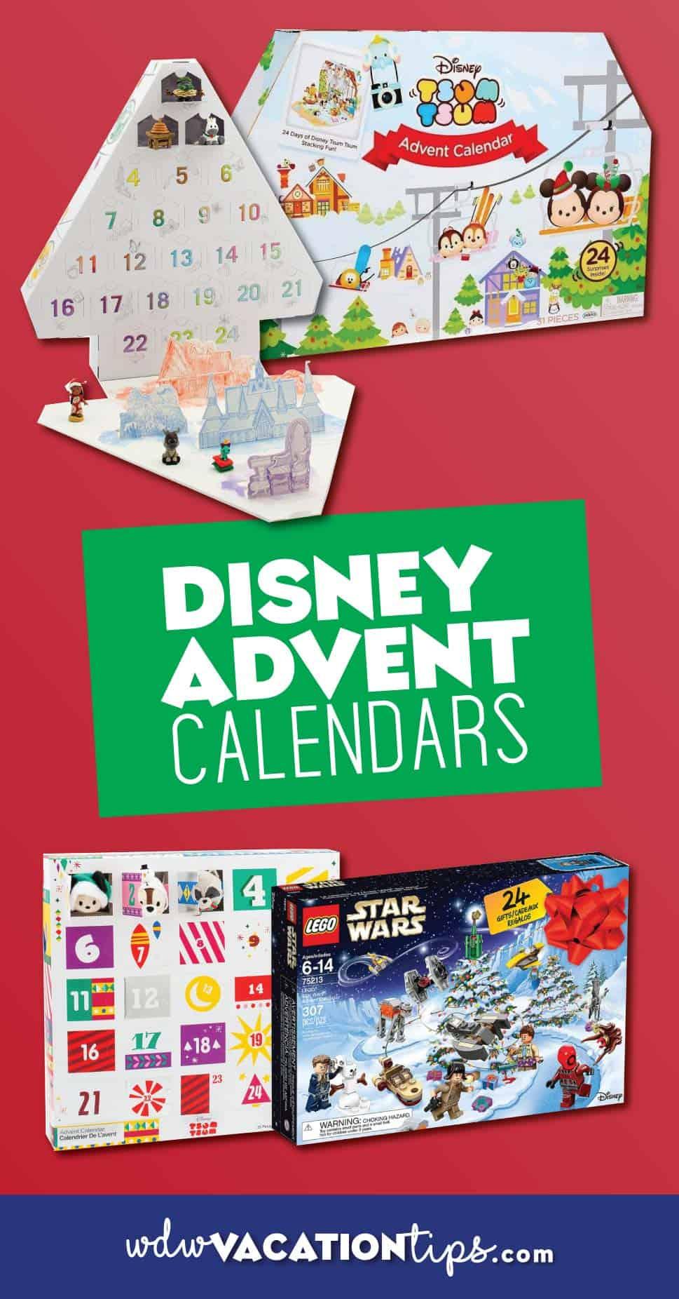 Disney Advent Calendars