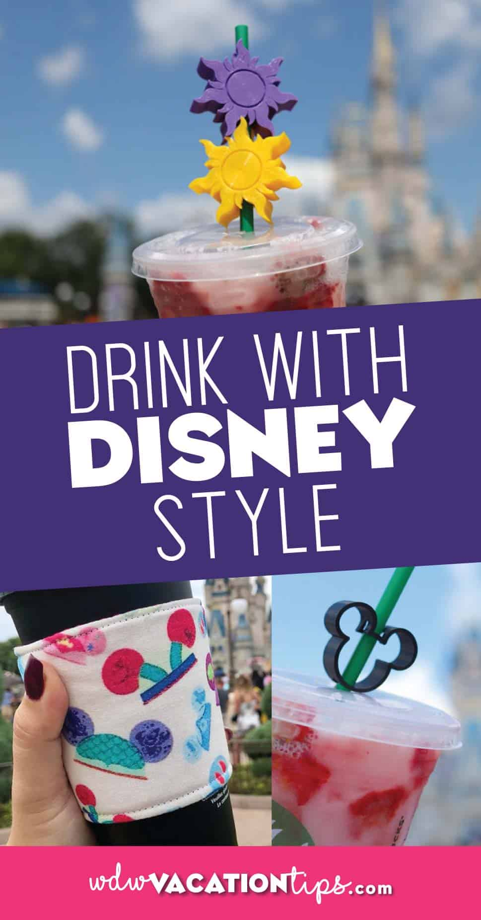 Drink with Disney Style