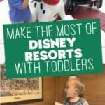 Disney Resort with Toddlers