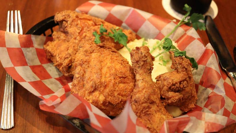 Fried Chicken from Edison