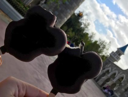 Mickey Premium Ice Cream Bar
