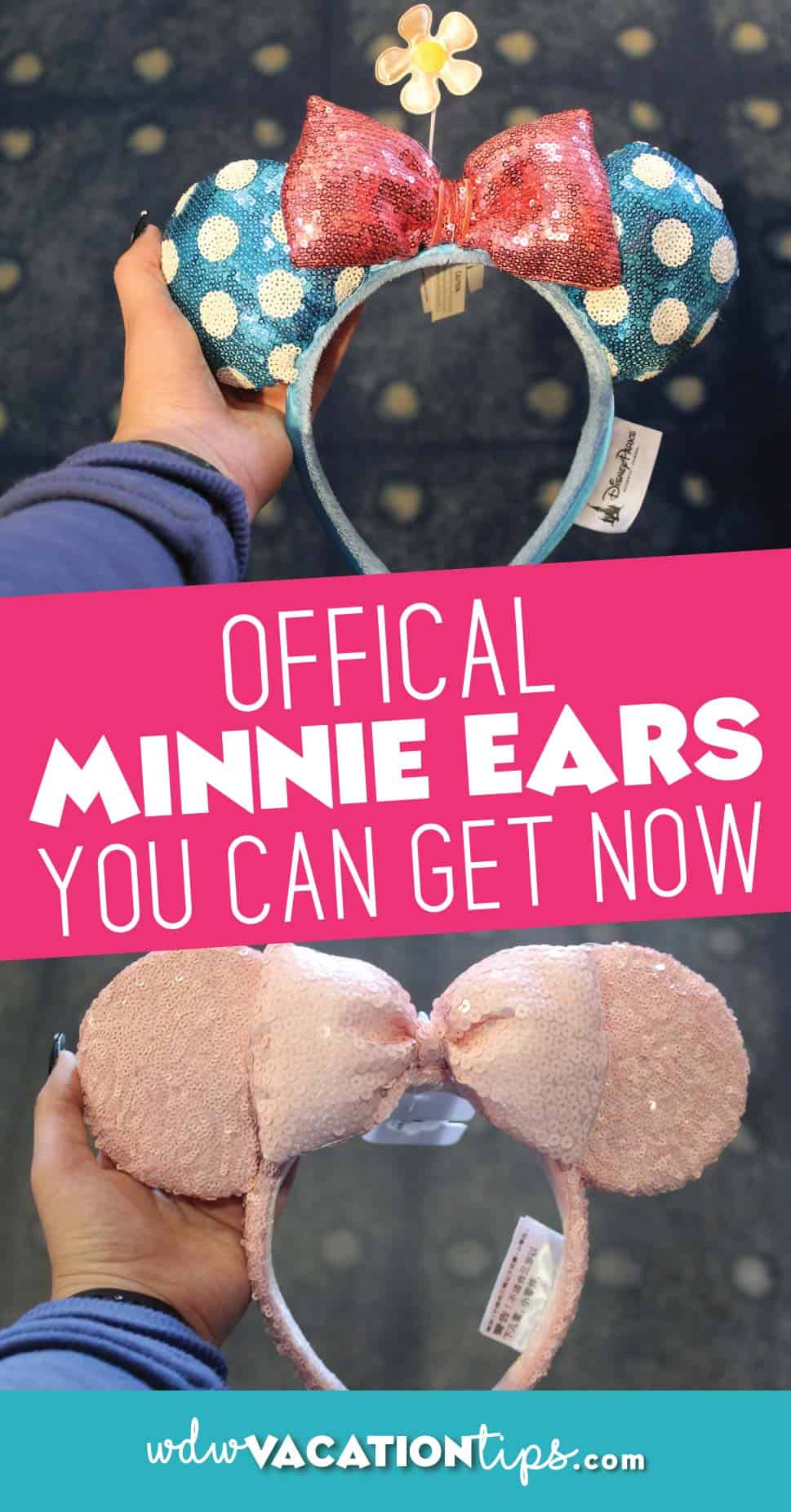 official minnie mouse ears you can buy
