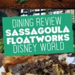 Sassagoula Floatworks Dining Review