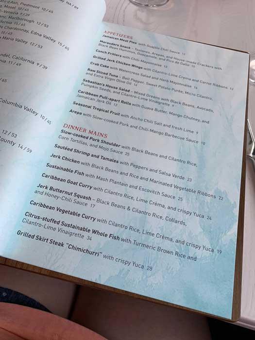 Sebastian's Bistro Dinner Review 5
