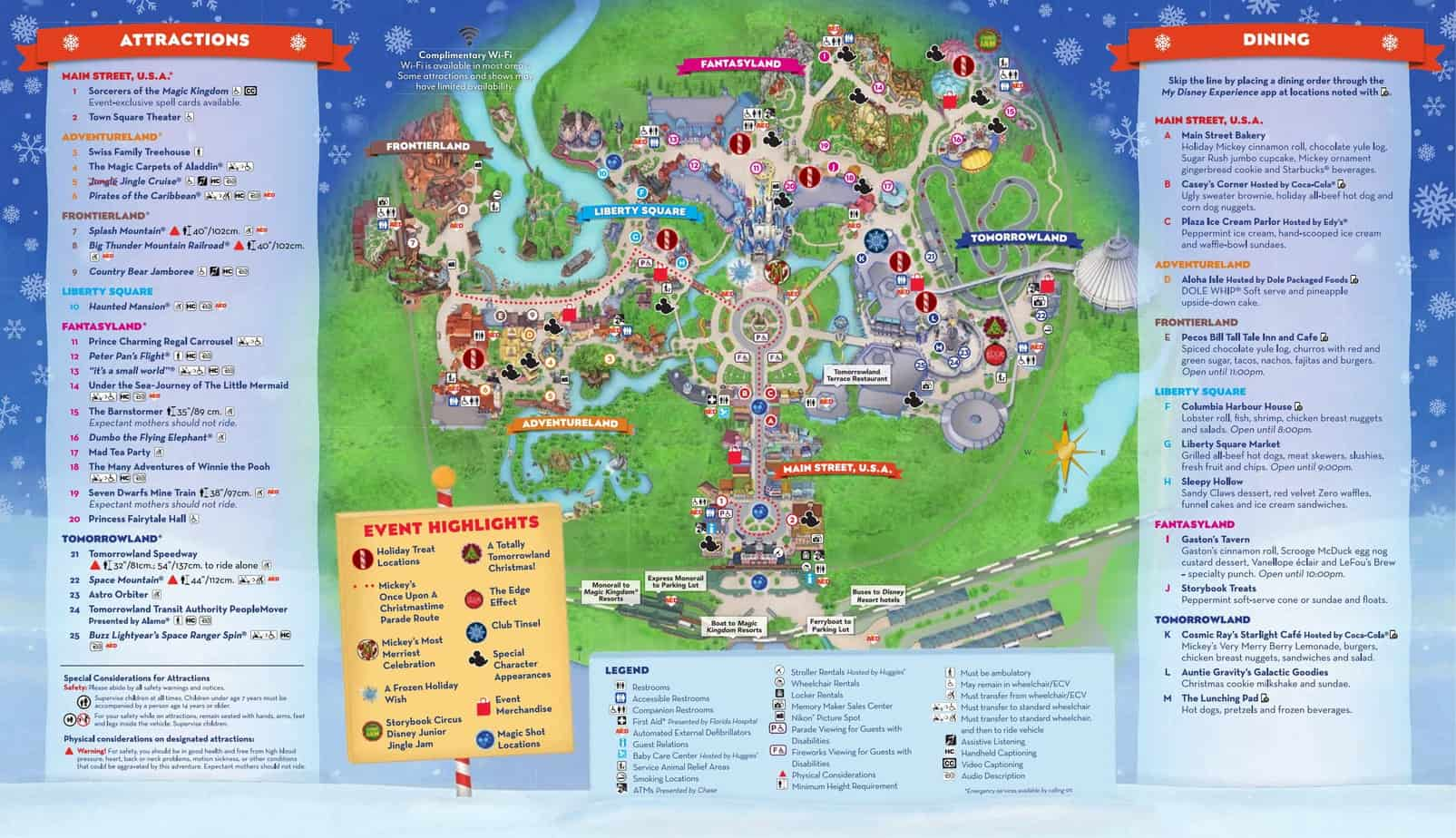 Guide to Mickey's Very Merry Christmas Party 2019 2