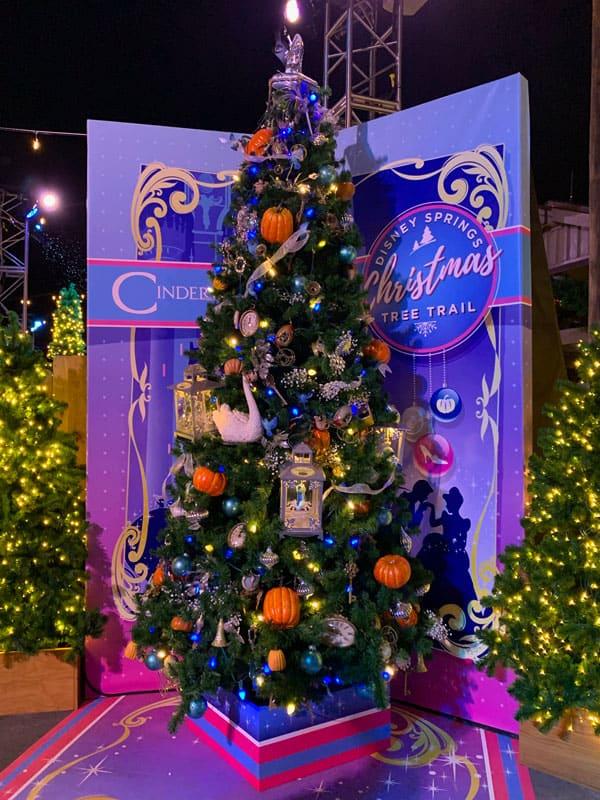 Disney Springs Christmas Tree Trail 5