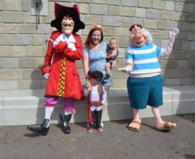 Make the Most of Waiting in Disney Lines with Toddlers