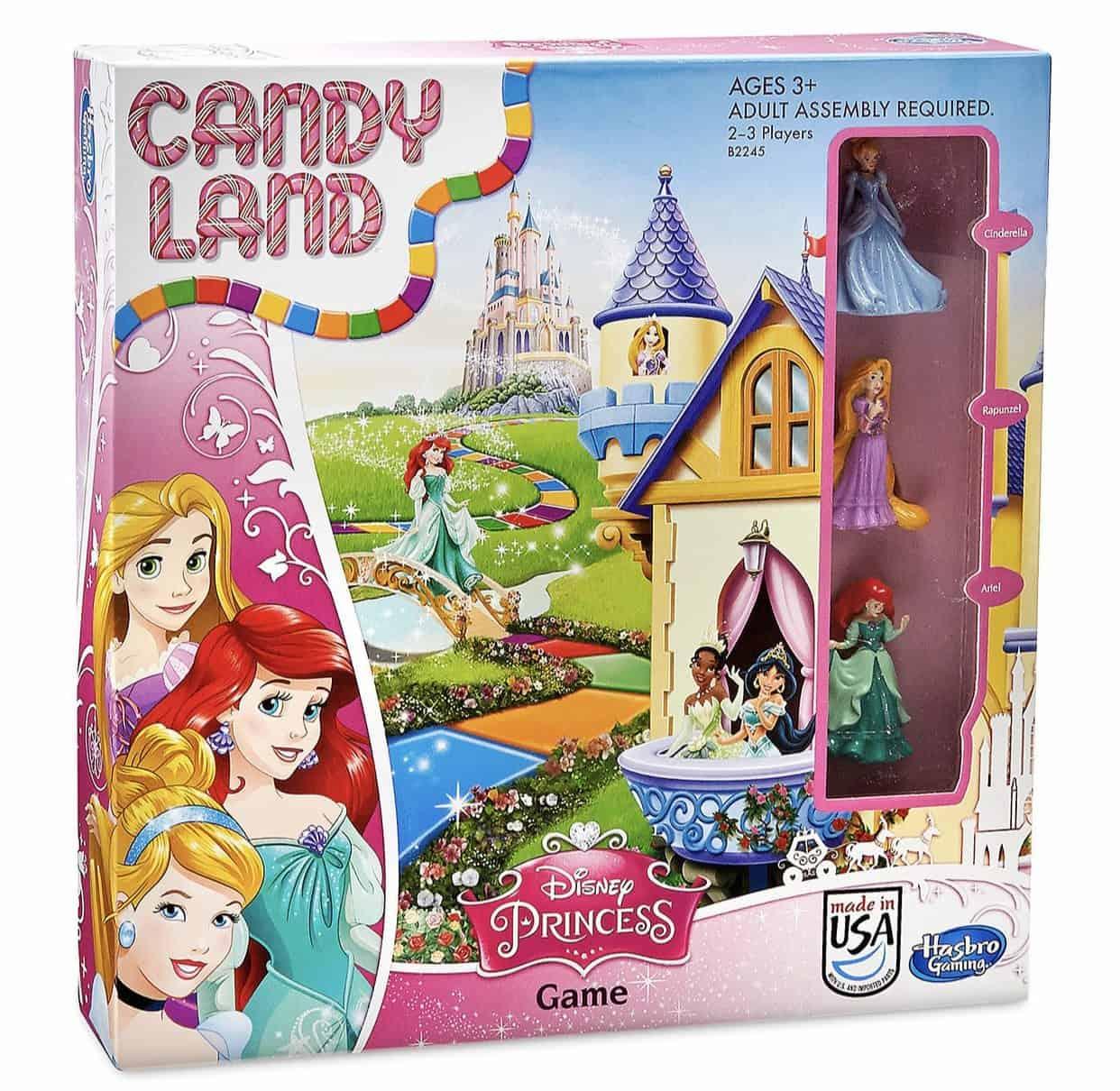 Disney Princess Candy Land