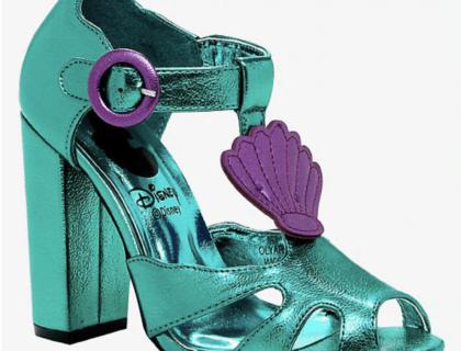 Ariel High Heels