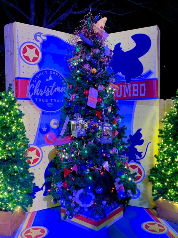Dumbo Christmas Tree