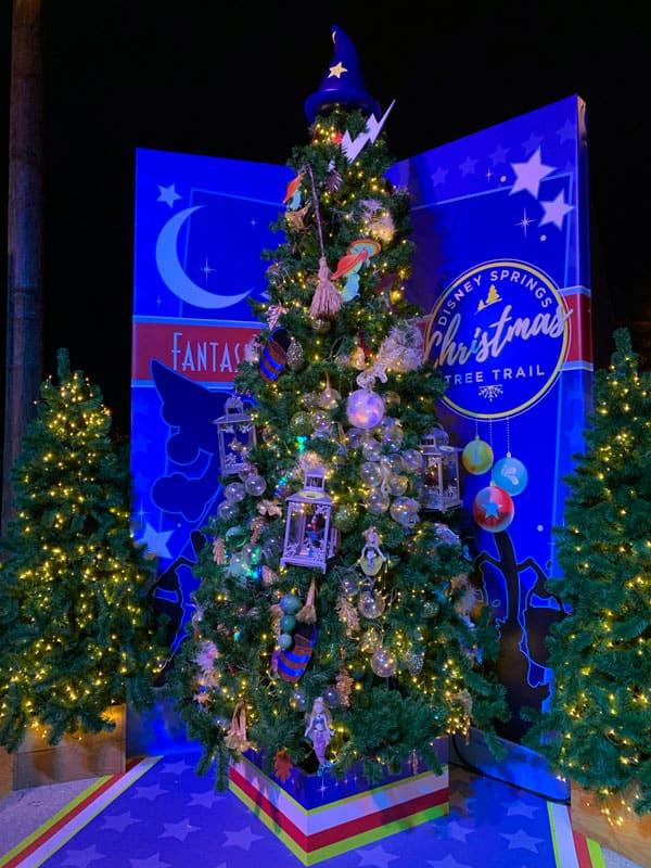 Disney Springs Christmas Tree Trail 8