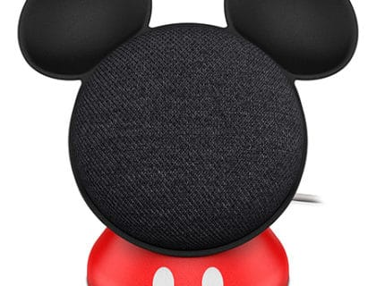 Turn Your Google Home Mini into Mickey Mouse 8