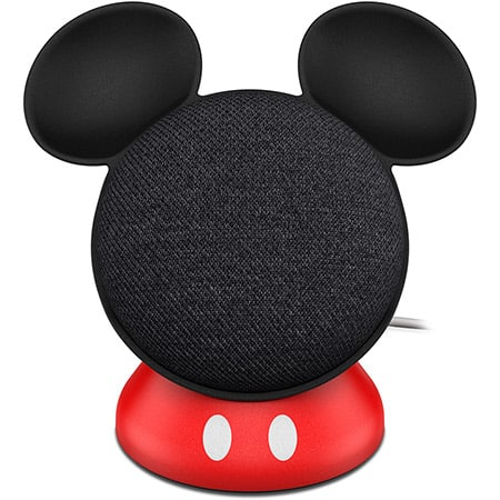 Turn Your Google Home Mini into Mickey Mouse 5