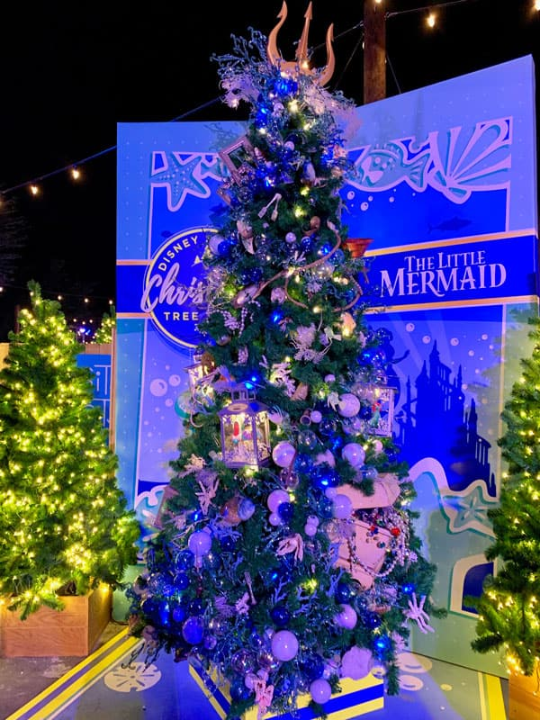 The Little Mermaid Christmas Tree