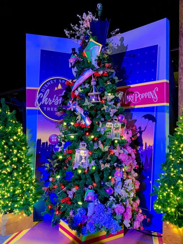 Disney Springs Christmas Tree Trail 10