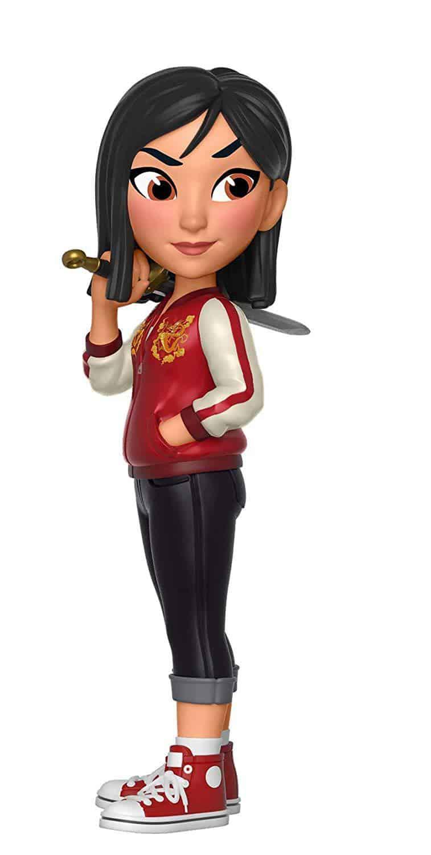 Mulan Comfy Princess
