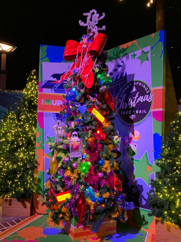 Muppets Christmas Tree