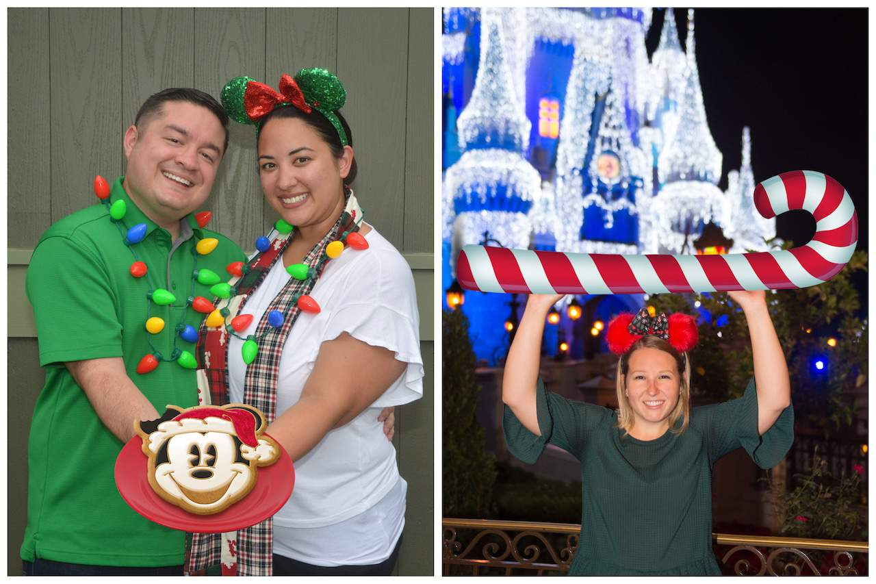Mickeys Very Merry Christmas Party Magic Shot