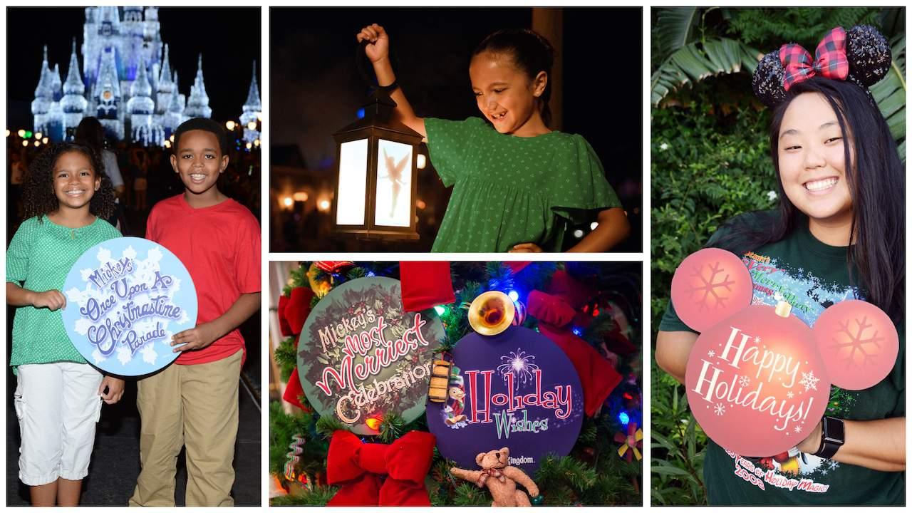 Disney Party magic pictures