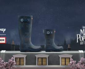 Hunter Boots Releases a Mary Poppins Collection