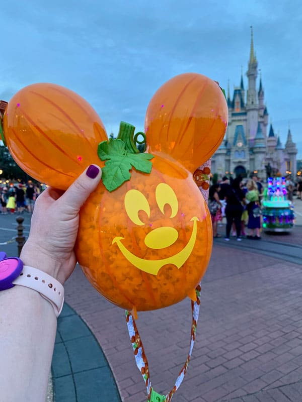 Halloween Decorations at Disney World are Coming! 3