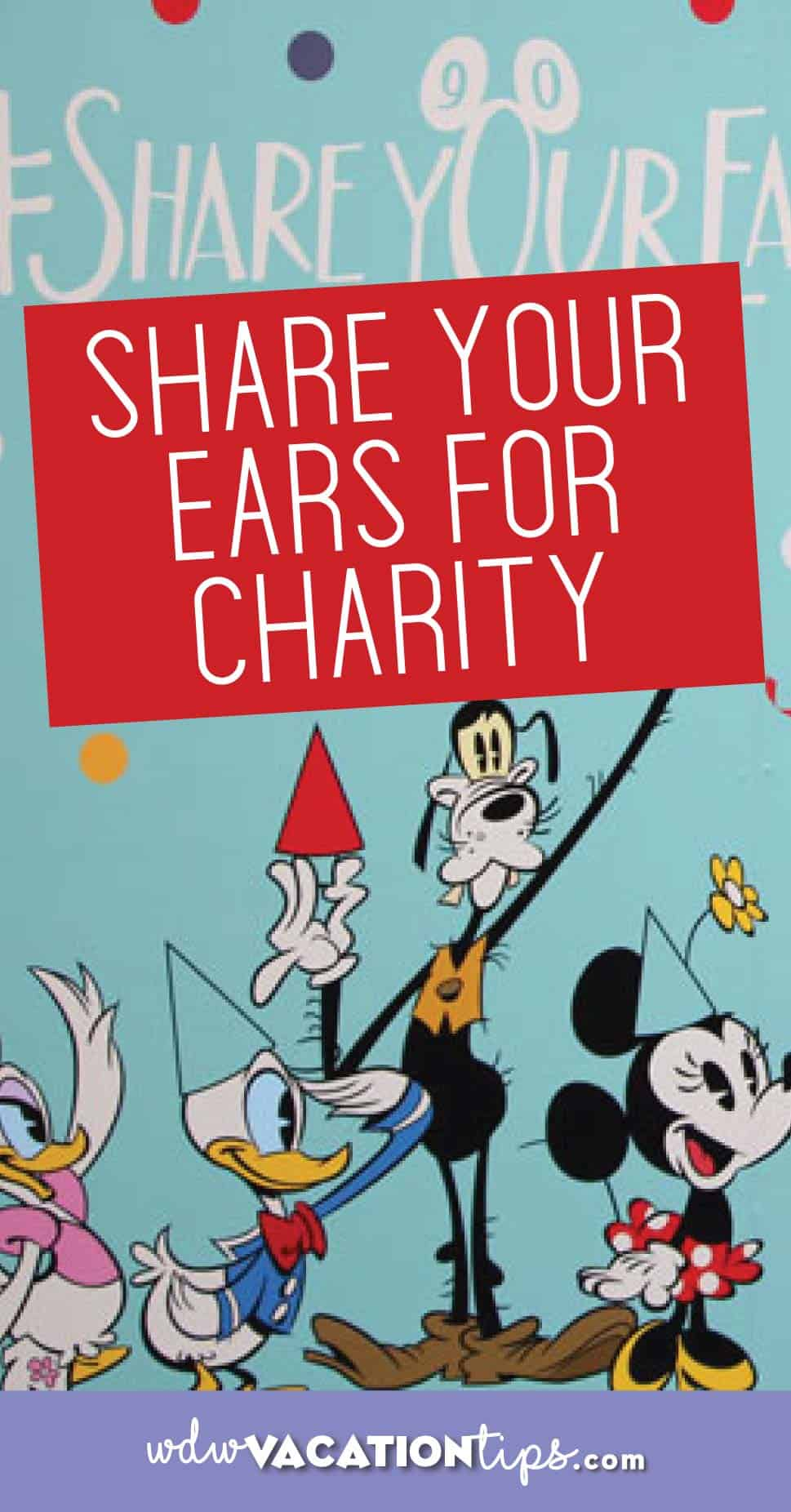 Share Your Ears Disney