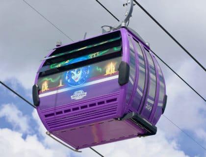 Disney Skyliner the New Way to Travel at Disney World 2