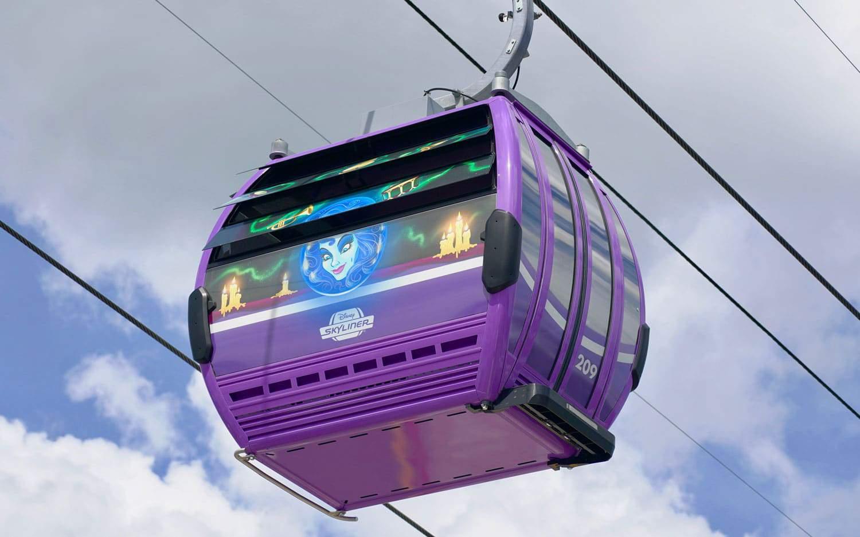 Disney Skyliner the New Way to Travel at Disney World 9