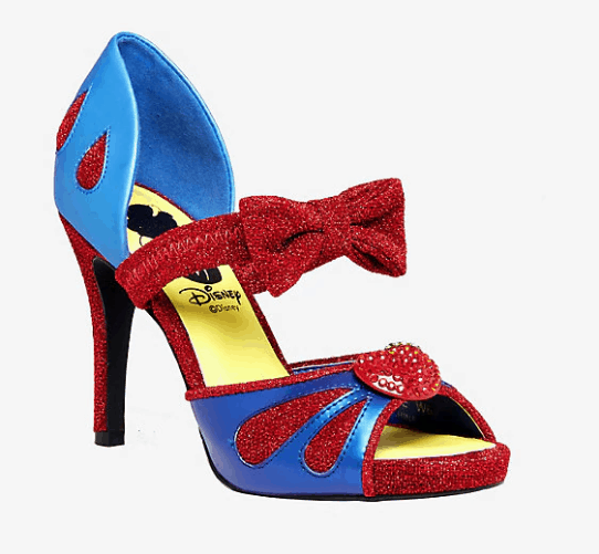 Snow White High Heels
