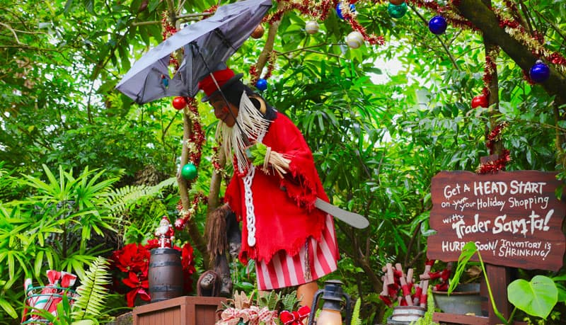 Trader Sam Jingle Cruise