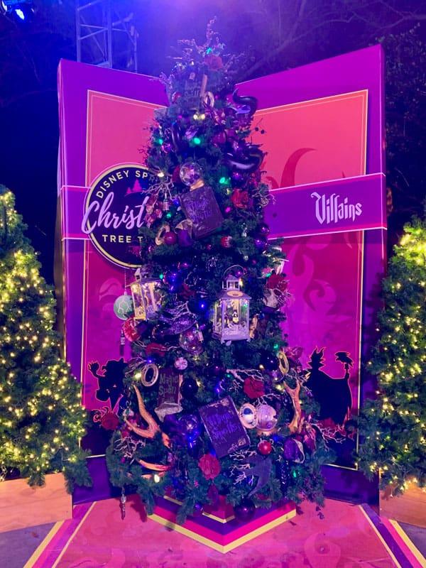 Disney Springs Christmas Tree Trail 6