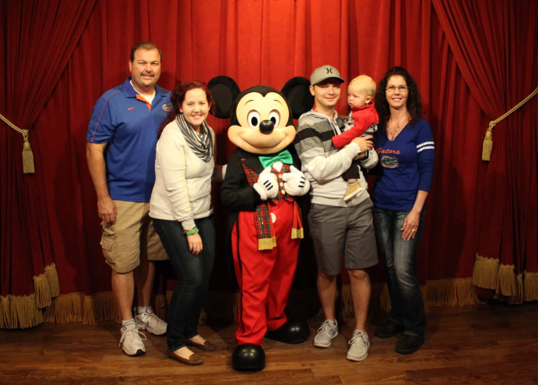 4 Tips on Celebrating a Child's First Disney World Visit 19