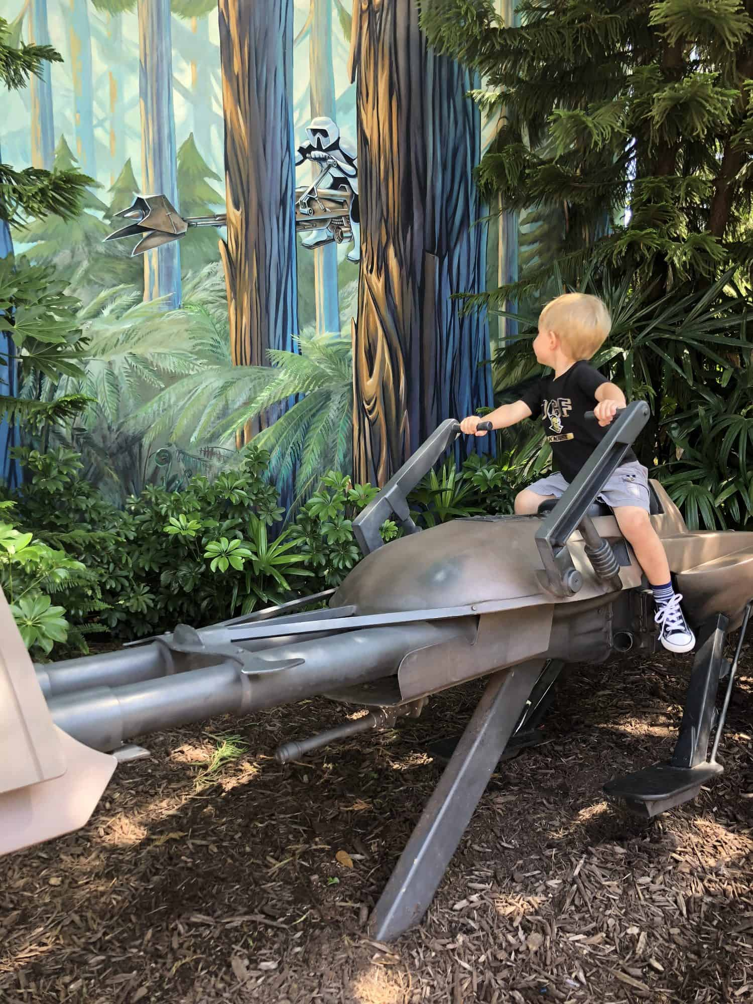 Disney's Hollywood Studios with Preschoolers in One Day 5