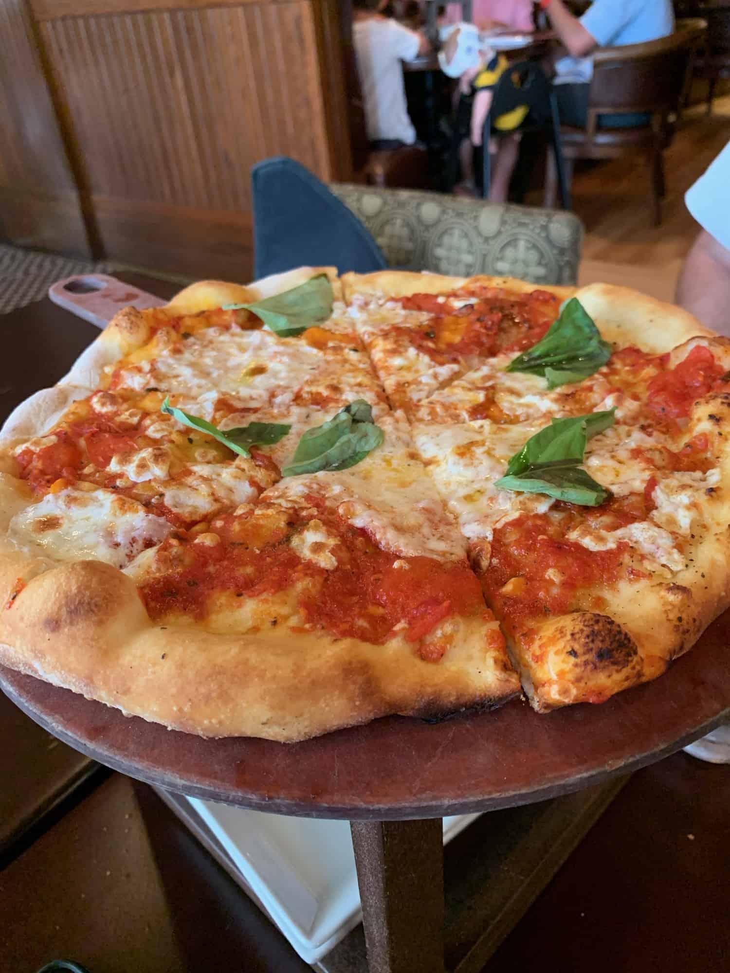 Trattoria al Forno Dining Review 3