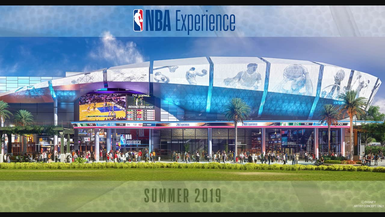 NBA Experience at Disney Springs 4