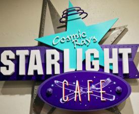 Cosmic Ray's Starlight Café