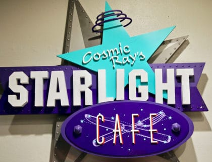 Cosmic Ray's Starlight Café 8