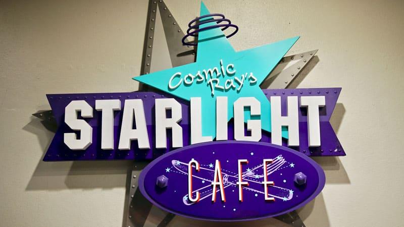 Cosmic Ray's Starlight Café 16