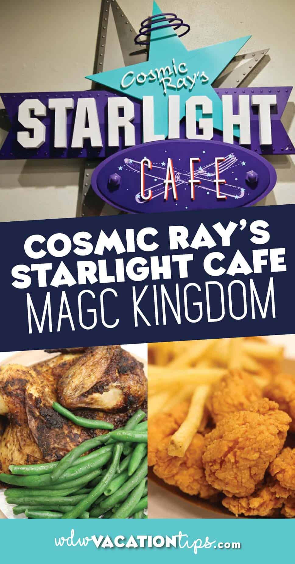 Cosmic Ray's Starlight Café 15