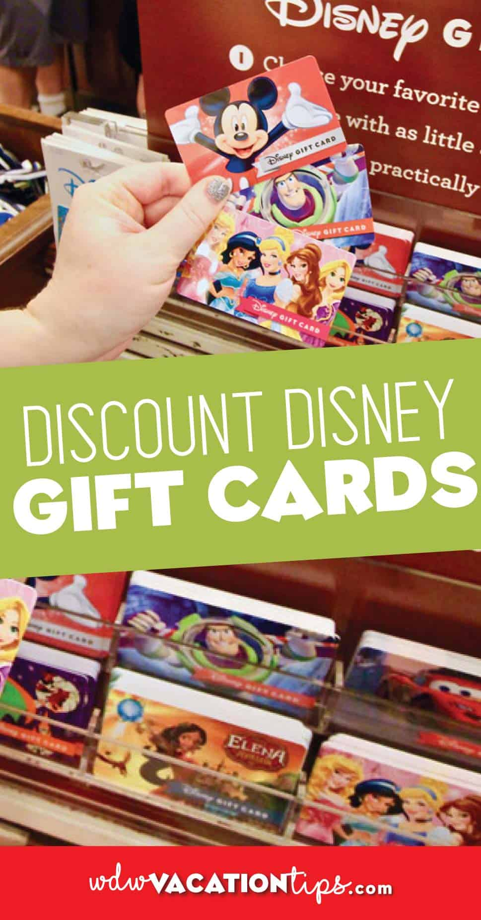 discount disney gift cards wdw vacation tips. Black Bedroom Furniture Sets. Home Design Ideas
