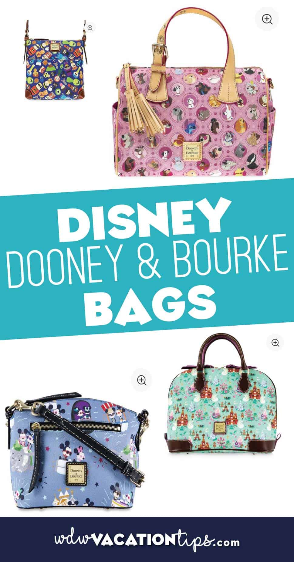 Disney Dooney and Bourke Bags