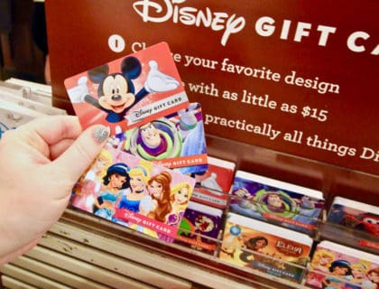 Discount Disney Gift Cards 16