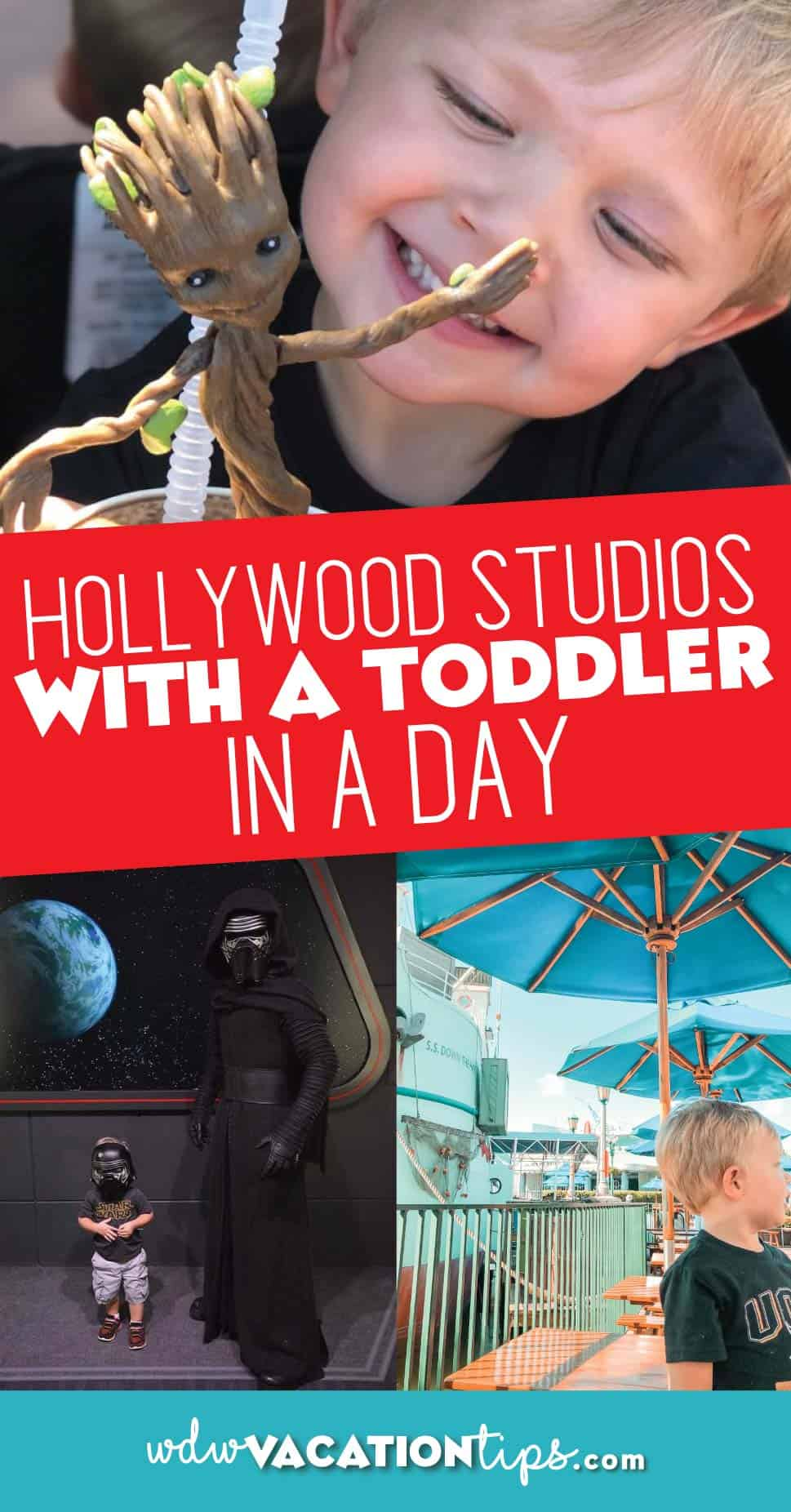 Hollywood Studios with Kids