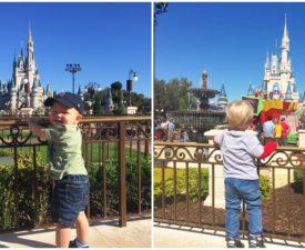 Simple Toddler Birthday Celebrations at Disney World