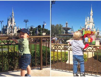Simple Toddler Birthday Celebrations at Disney World 9