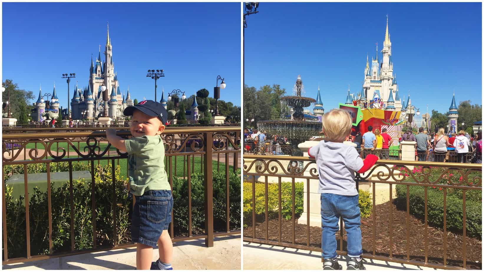Simple Toddler Birthday Celebrations at Disney World 12