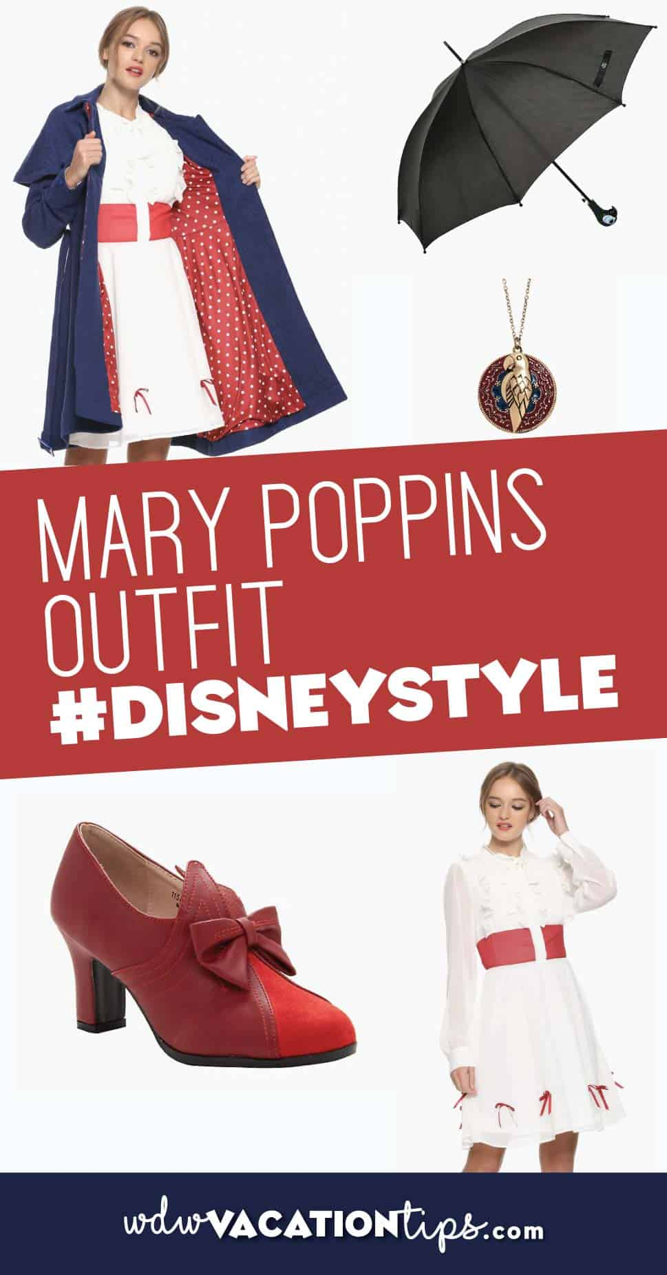 Mary poppins returns outfit