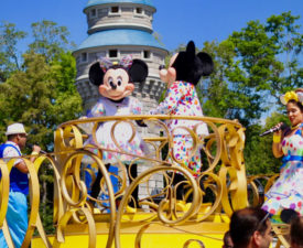 Disney Attractions Disappearing this Fall
